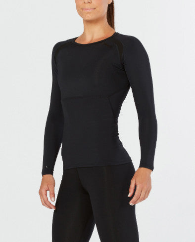 2XU Womens Recovery Compression L/S Top