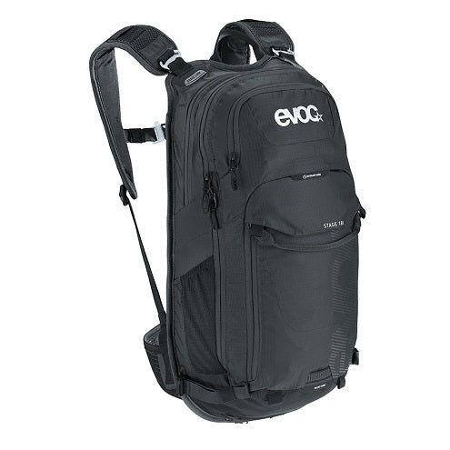 EVOC STAGE 18L BACKPACK - BLACK