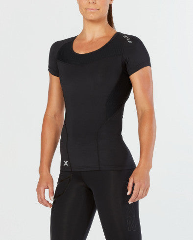 2XU Womens Compression S/S Top