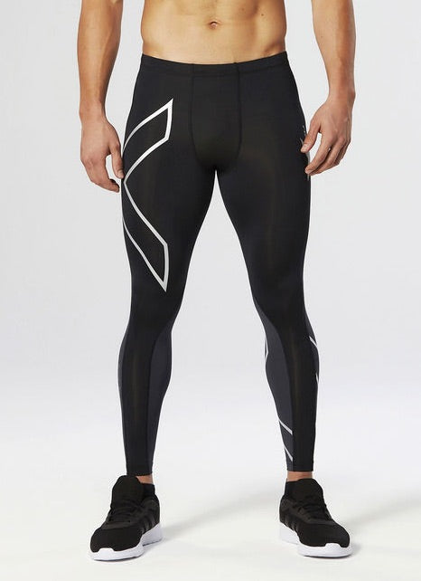 2XU MENS ELITE COMPRESSION TIGHTS