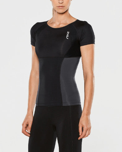 2XU Womens Elite Core Compresion S/S Top