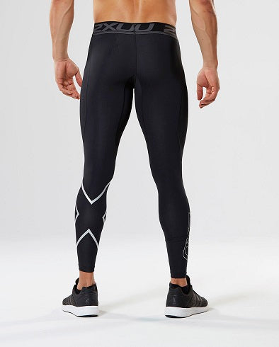 2XU Mens Accelerate Compression Tights - 2 Colours