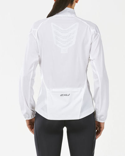 2XU Womens XVENT Heritage Jacket - 2 Colours