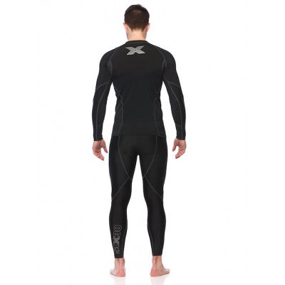 SIX30 Men's Thermal Long Sleeve Compression Top