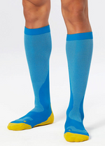 MENS COMPRESSION PERFORMANCE RUN SOCK