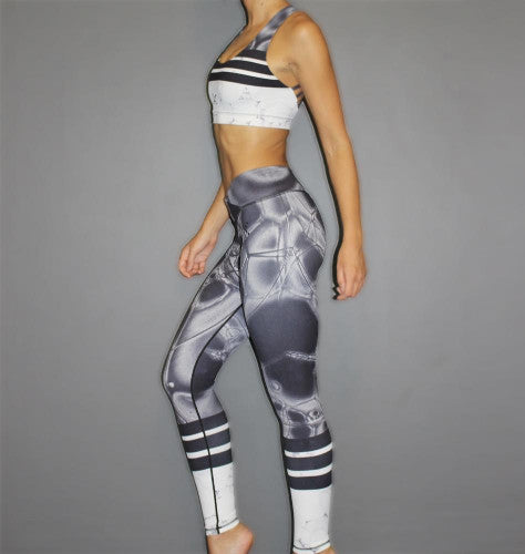 Paradox Bubble Print Sports Tights