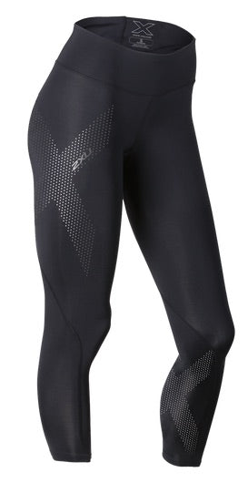 2XU MID-RISE 7/8 COMPRESSION TIGHTS