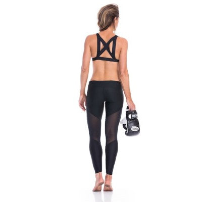 SIX30 Women's Anj Mesh Compression Tights