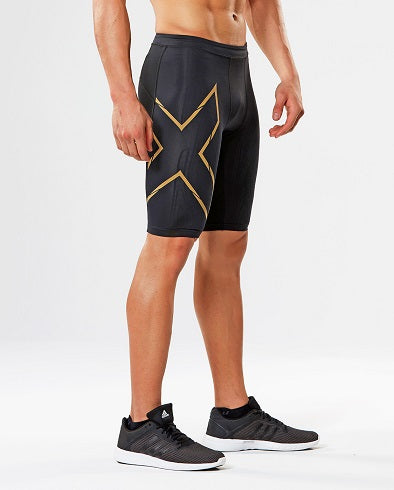2XU Mens MCS Run Compression Short - 2 Colours