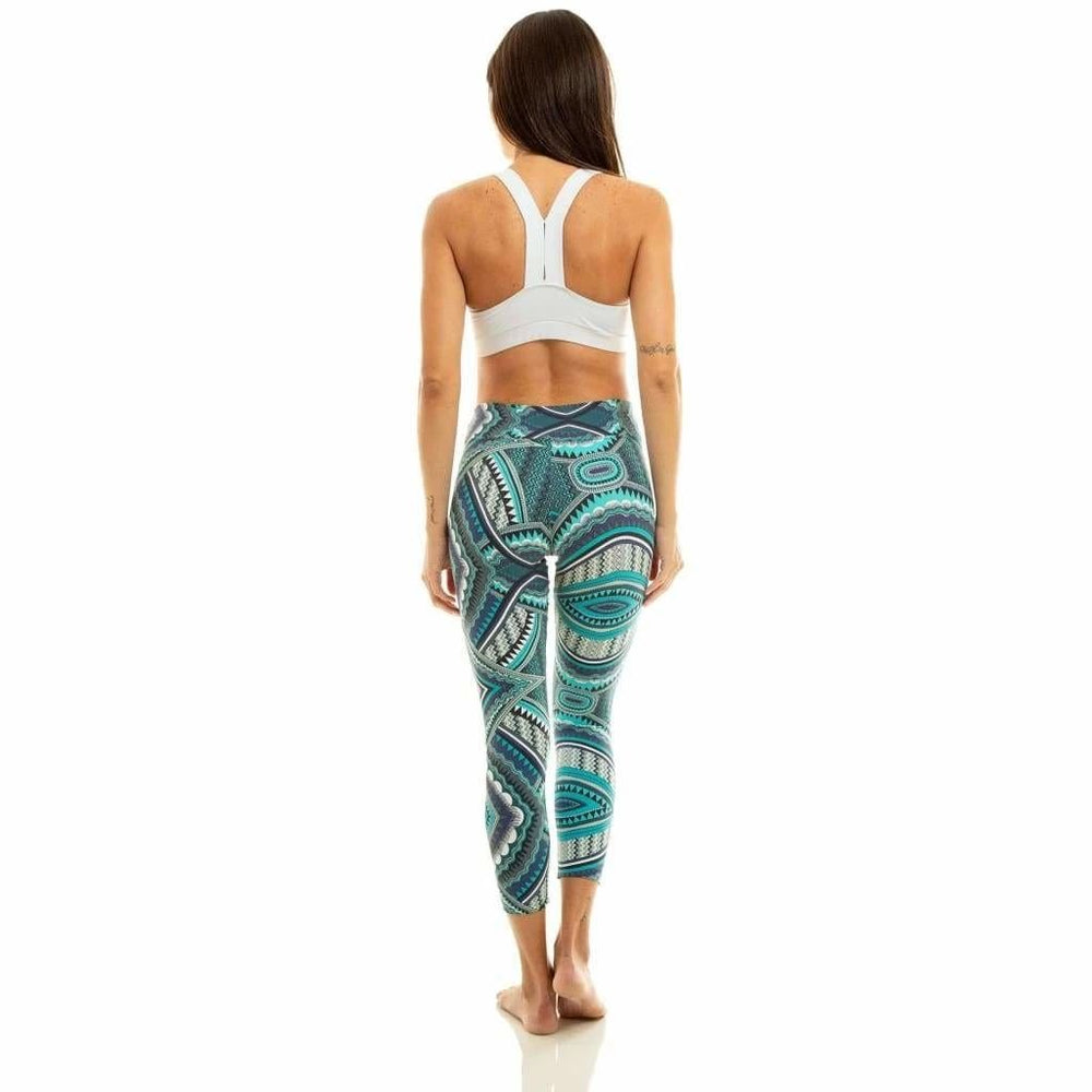 Liquido 7/8 Eco Legging Inca Trail