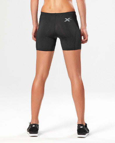 "2XU Womens Compression 5"" Game Day Shorts - 2 Colours"