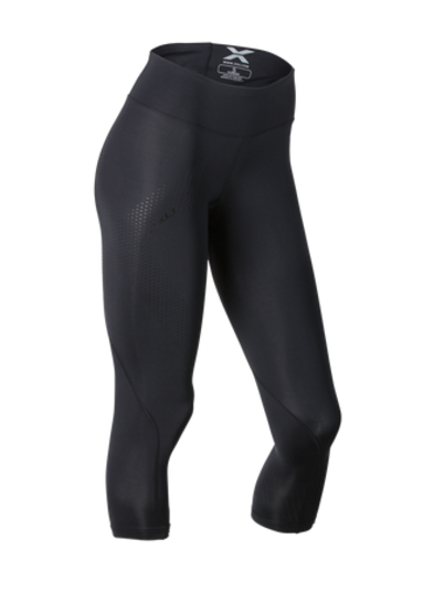 WOMENS MID-RISE 7/8 COMPRESSION TIGHTS
