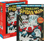 Marvel - Spider Man Cover 500pc Puzzle