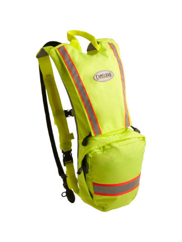 CAMELBAK AMBUSH 3.0L HI-VIZ HYDRATION PACK - 2 COLOURS