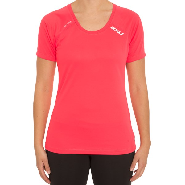 2XU TECH VENT SHORT SLEEVE sports top