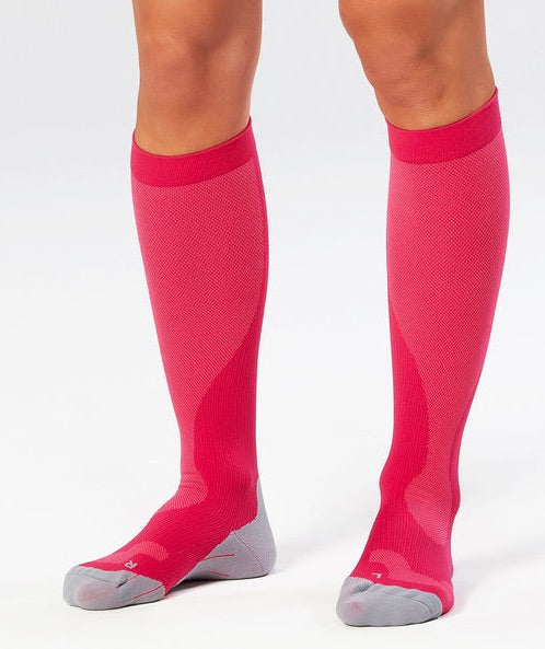 WOMENS COMPRESSION PERFORMANCE RUN SOCK