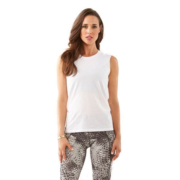 Bayse Womens Scuplt Mesh Compression Tights - www.runstopshop.com.au