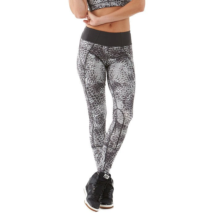 Bayse Womens Snake Compression Tights