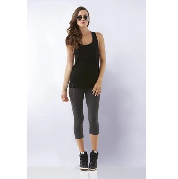Bayse Womens Tencel Low Cut Sports Tank - 2 Colours - www.runstopshop.com.au