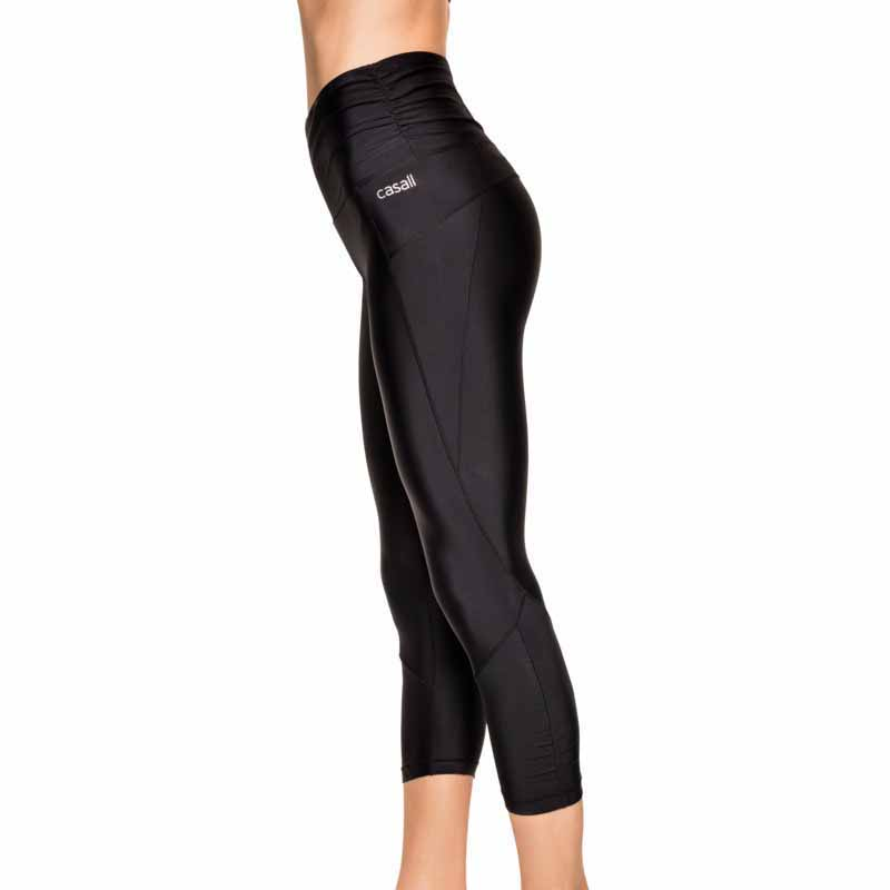 Casall Crease 3/4 Sports Tights - 2 Colours