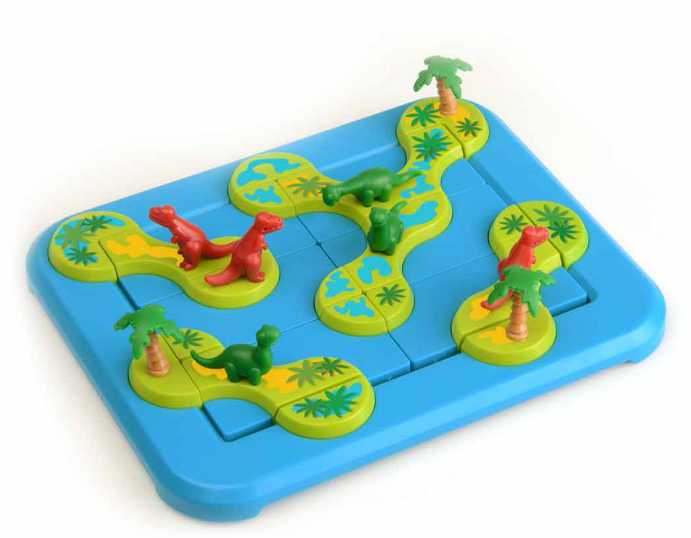 SMART Games Dinosaurs - Mystic Islands
