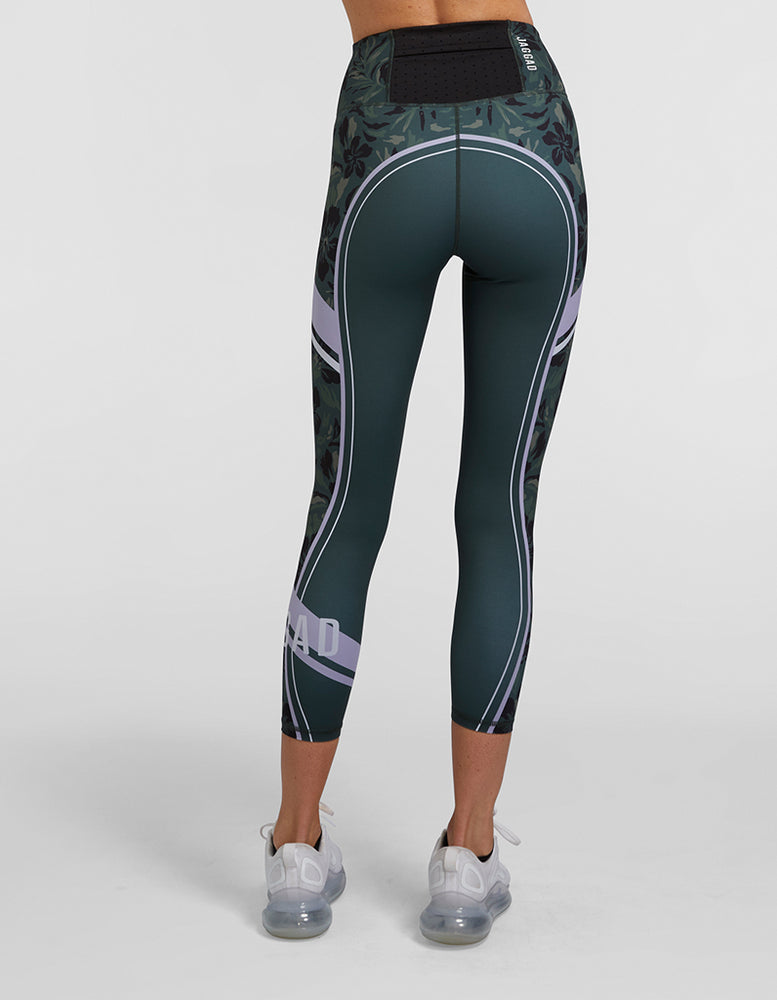 Jaggad Hawaii 7/8 Compression Tights