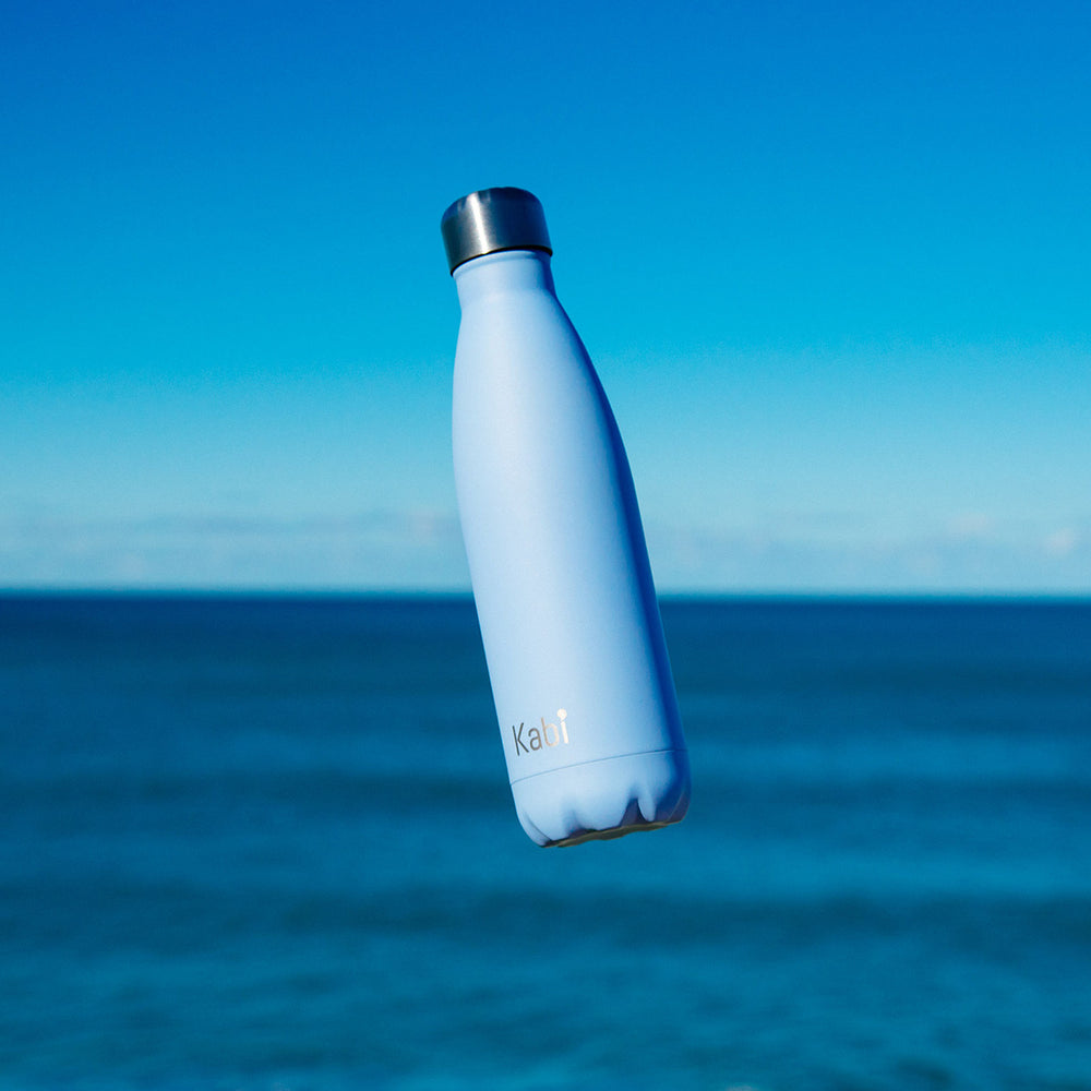 Kabi Blueberry Water Bottle