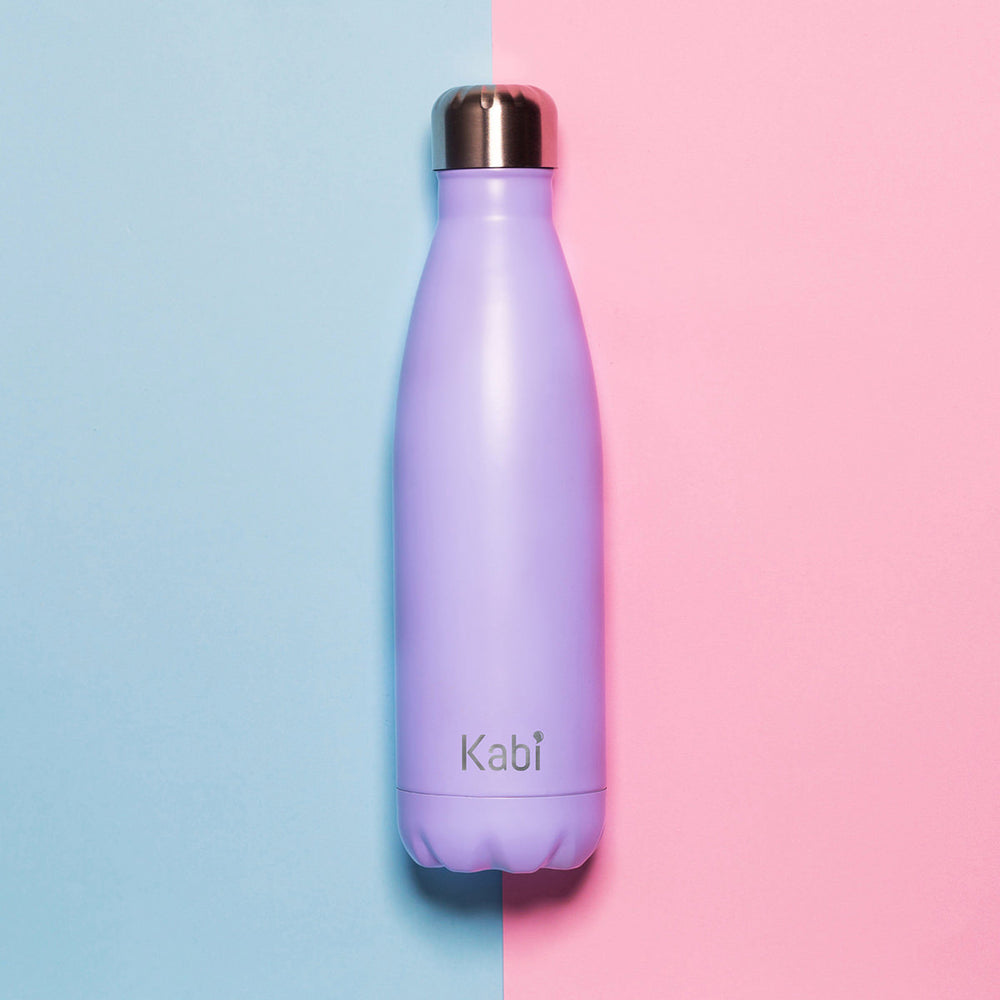 Kabi Lavander Water Bottle