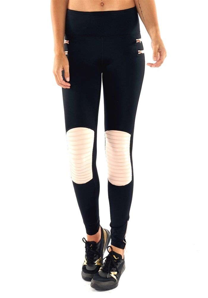 L'urv Wild & Wanted Moto Leggings