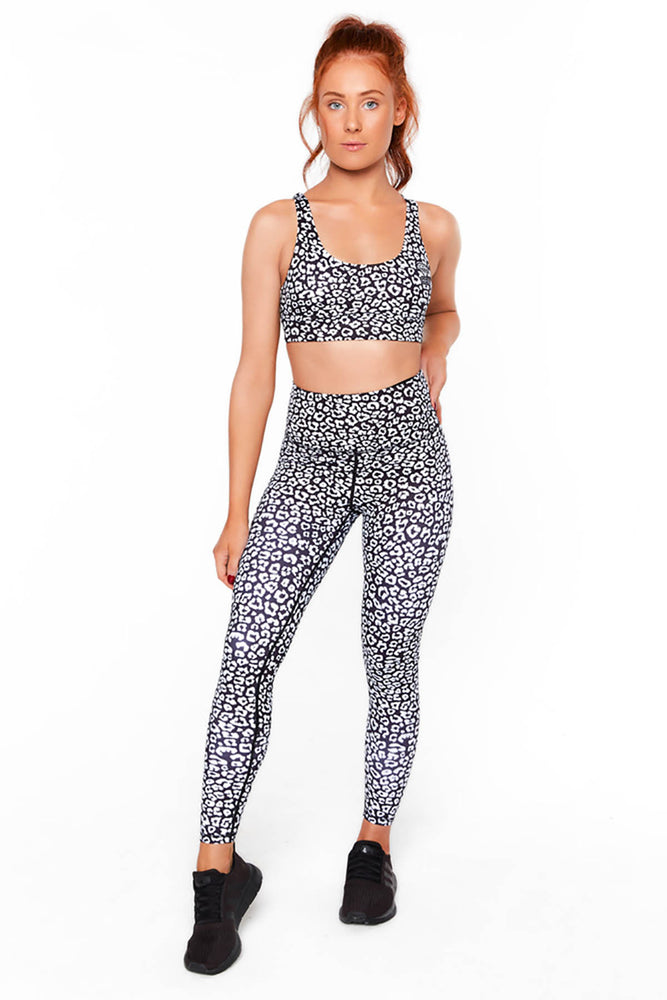 Gem Active Leopard Sports Tights