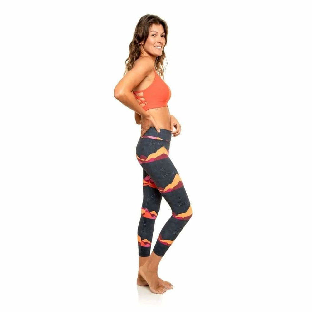 Liquido Lola Compression Eco Legging El Tatio