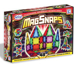 Popular Playthings Magsnaps 48 Piece