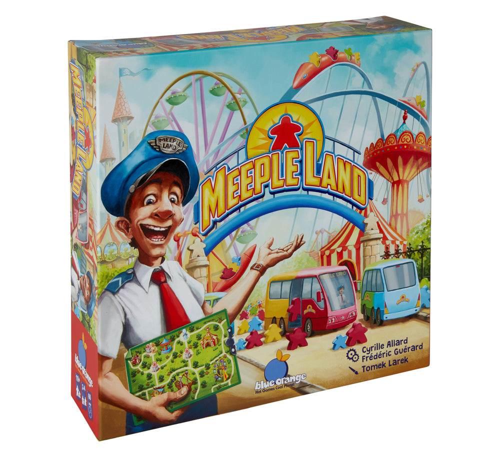 Blue Orange Games Meeple Land