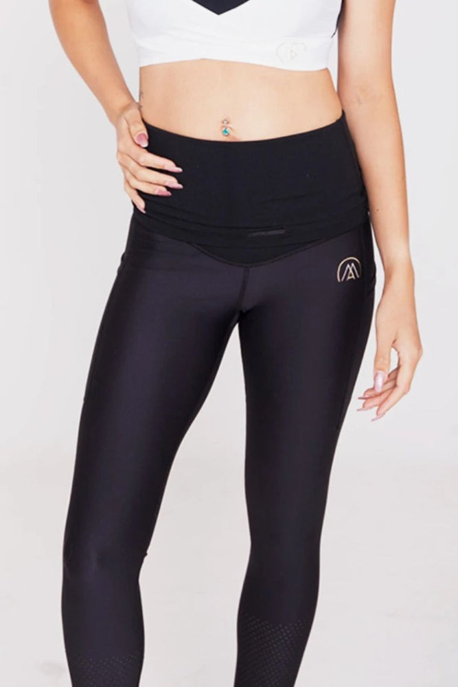 Mummactiv 7/8 Pregnancy & Postpartum Sports Tights