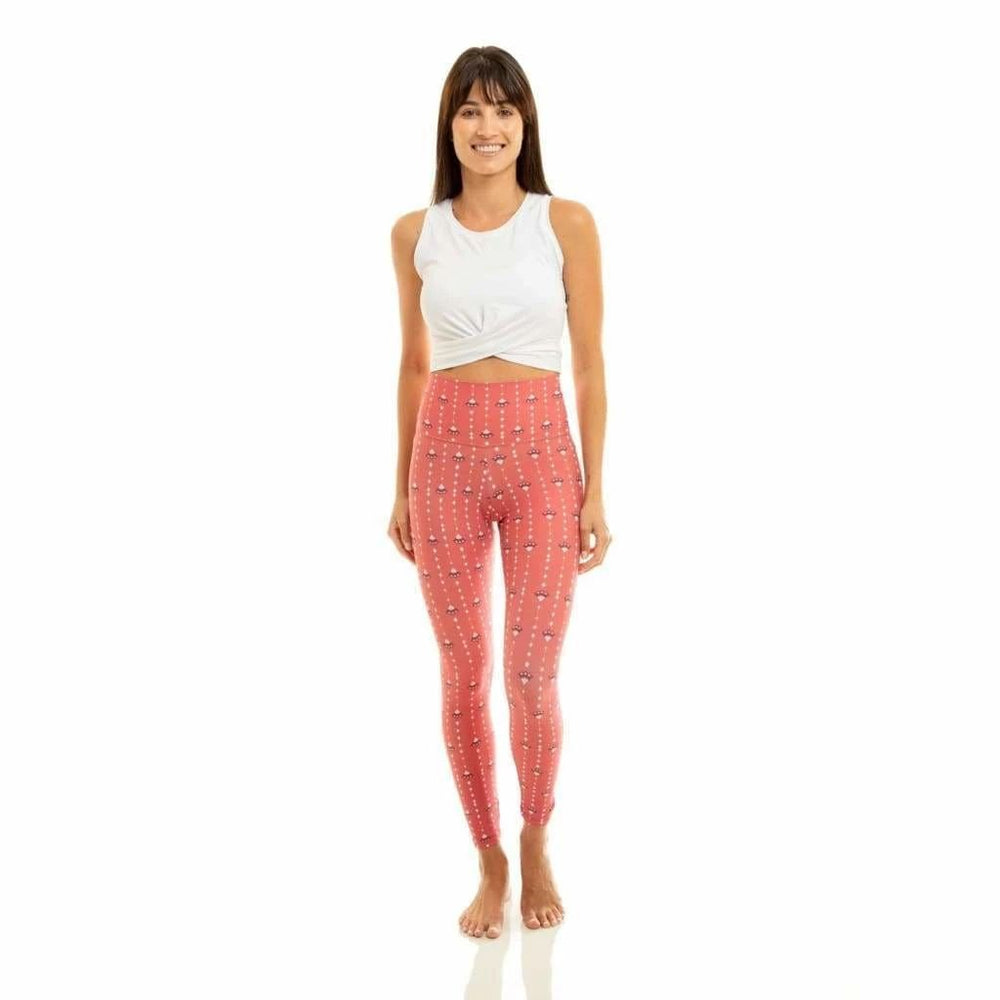 Liquido Ultra High-Waist 7/8 Eco Legging Baltinache