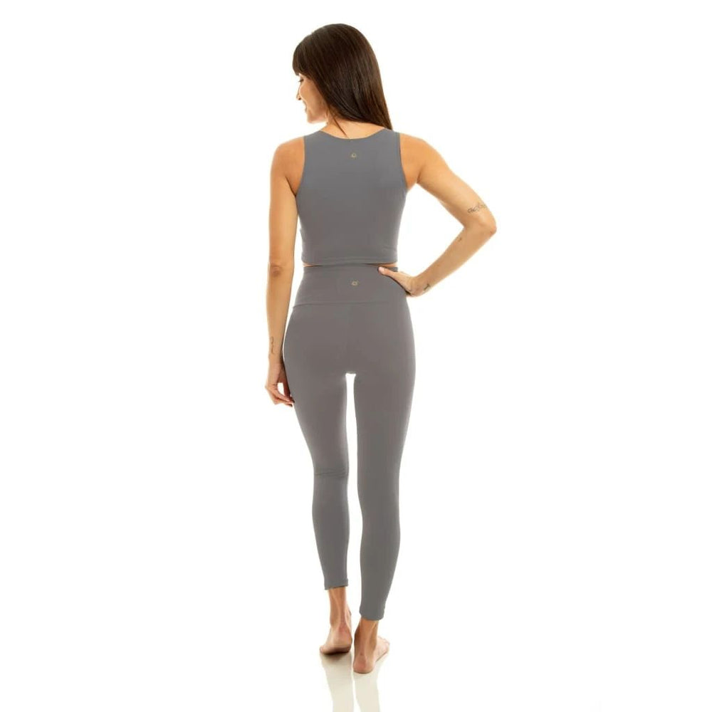 Liquido Ultra High-Waist 7/8 Eco Legging Grey
