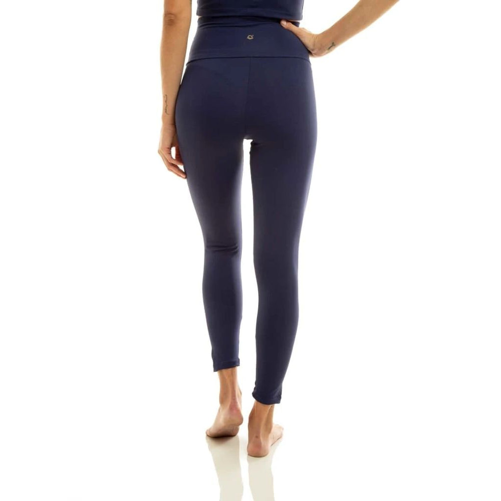 Liquido Ultra High-Waist 7/8 Eco Legging Navy