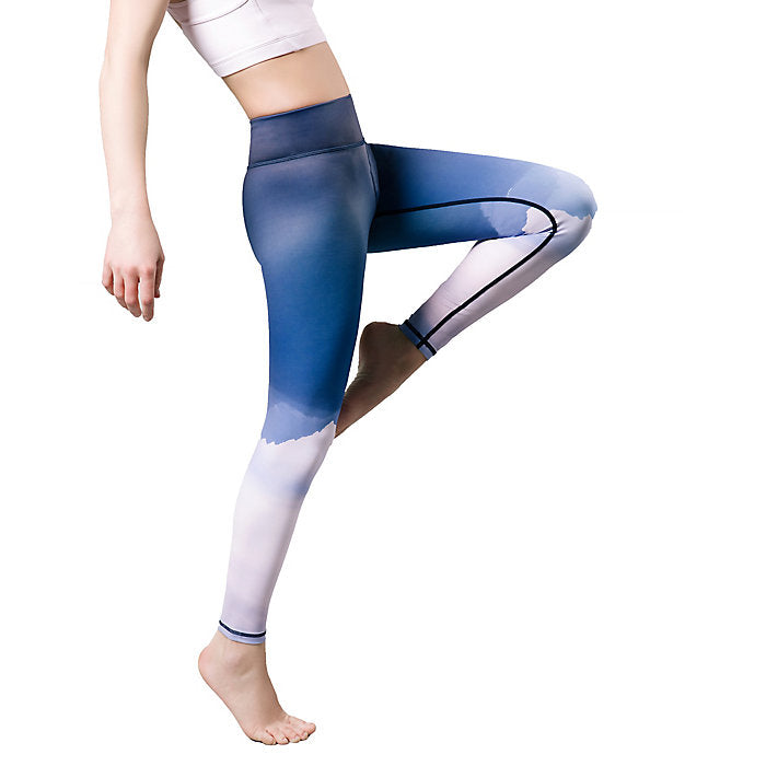 Vie Active Rockell 7/8 Compression Tights - Ascent