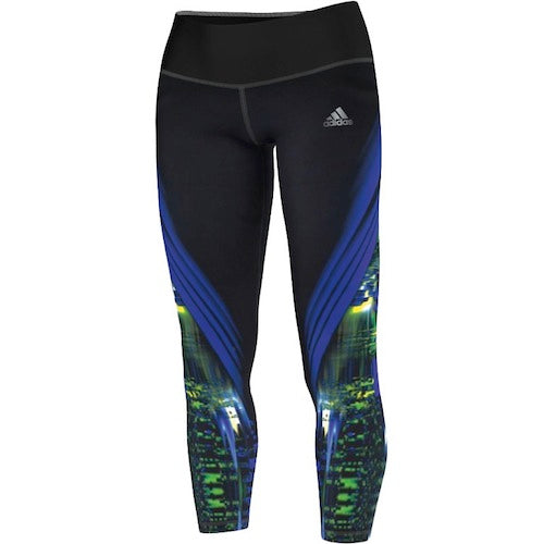 Adidas Techfit Sports Tights - Illumium