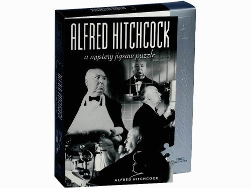 Alfred Hitchcock Bepuzzled 1000pc Puzzle