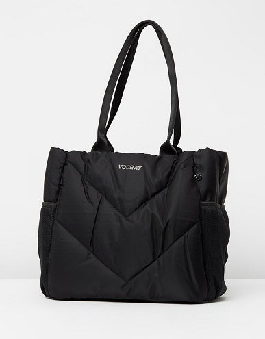Vooray Aria Tote - Jet Black