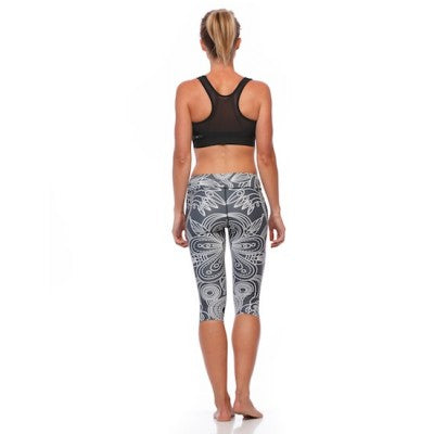 SIX30 Women's Ishka 3/4 Compression Tights