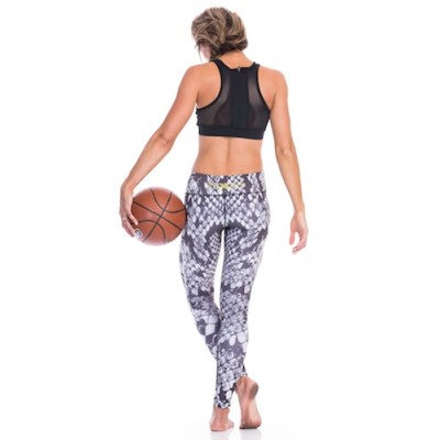 SIX30 Women's Python Compression Tights
