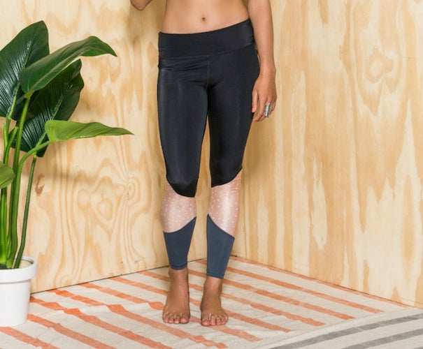 Tri Leggings - Spot