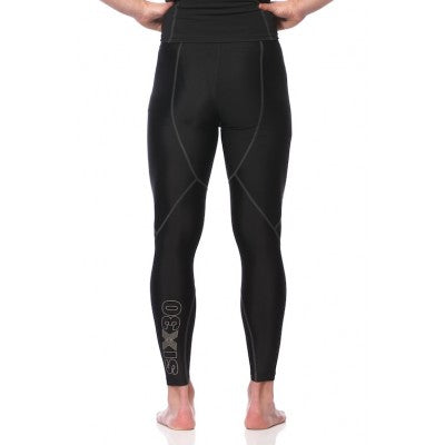 SIX30 Men's Core Compression Tights - Black