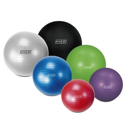 BodyworxRed  Anti-Burst Gym Ball - 55cm