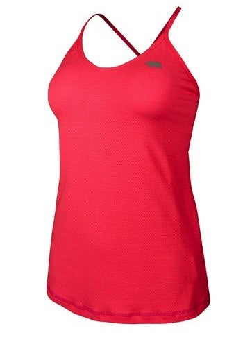 Running Bare Sports Tank - Pink