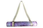 Yellow Willow Charcoal Yoga Carry & Stretching Strap