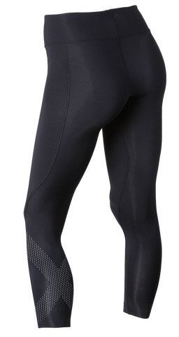 2XU WOMENS MID-RISE 7/8 COMPRESSION TIGHTS