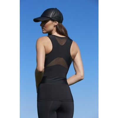 Bayse Womens Scuplt Compression Singlet